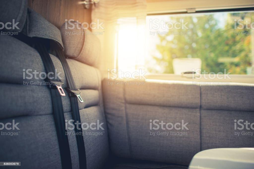 RV Traveling Comfort stock photo