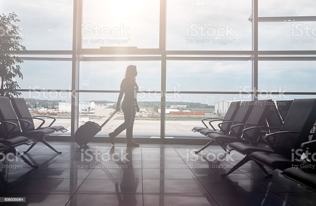 traveling concept stock photo