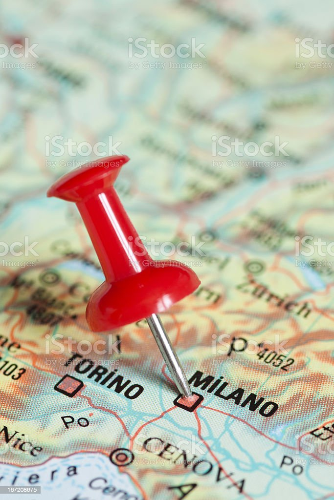 traveling in the report royalty-free stock photo