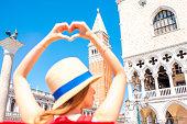 Traveling in Venice