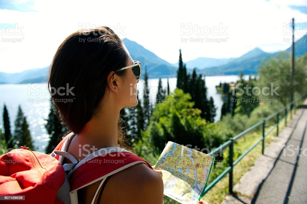 Traveling. stock photo
