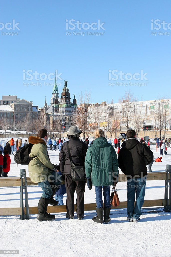 Travelling Family royalty-free stock photo