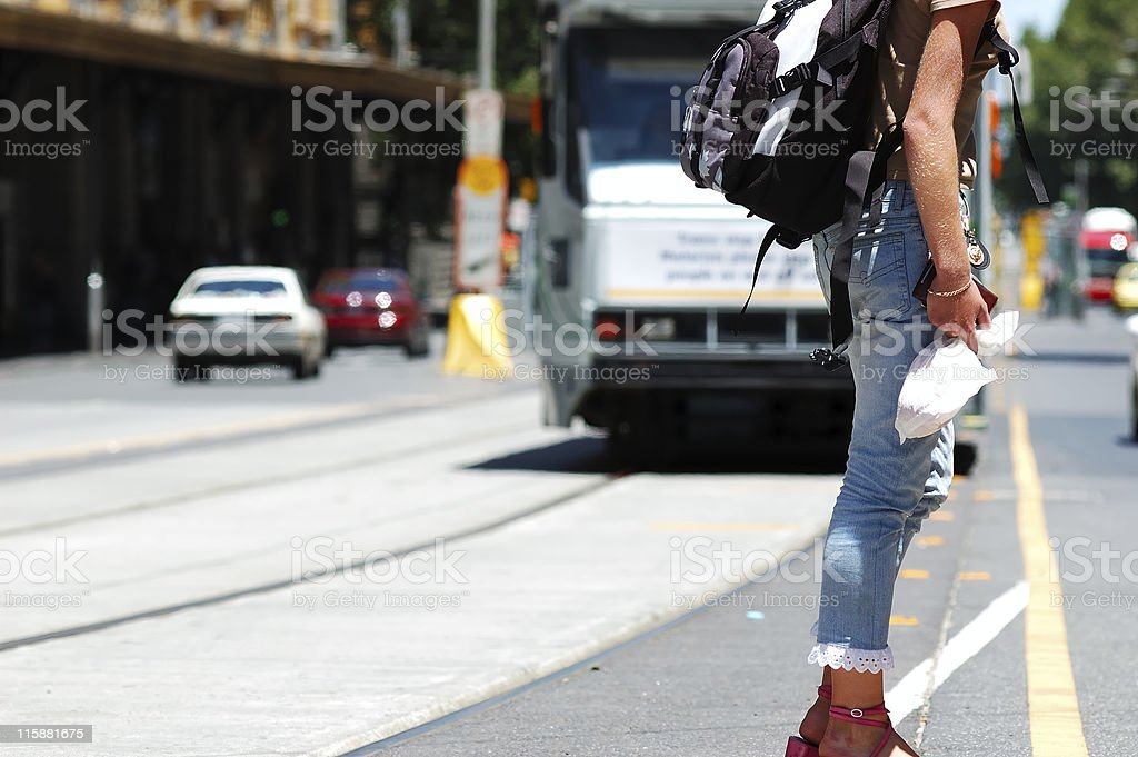 Travelling royalty-free stock photo