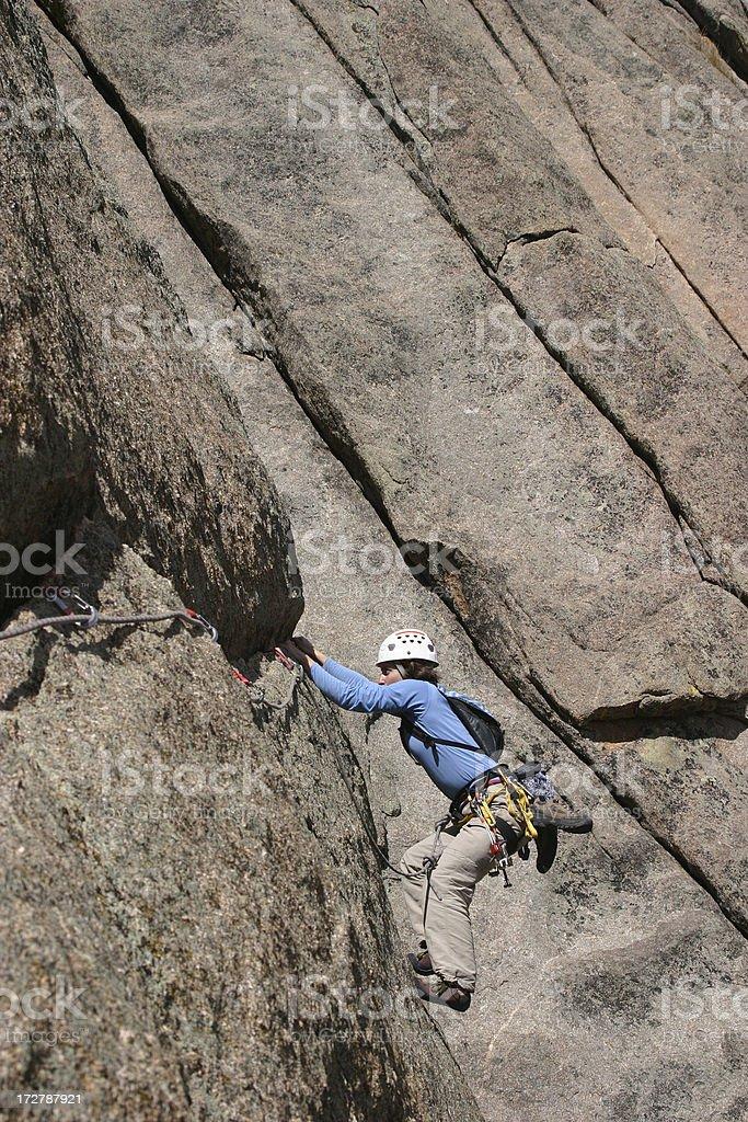 Traverse - Lumpy Ridge, RMNP royalty-free stock photo