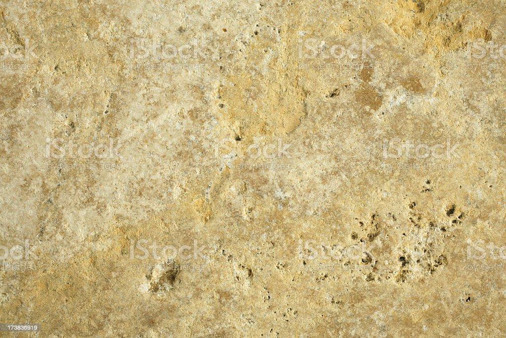 Travertine Stone Background royalty-free stock photo