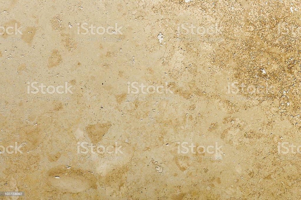 Travertine Stone stock photo