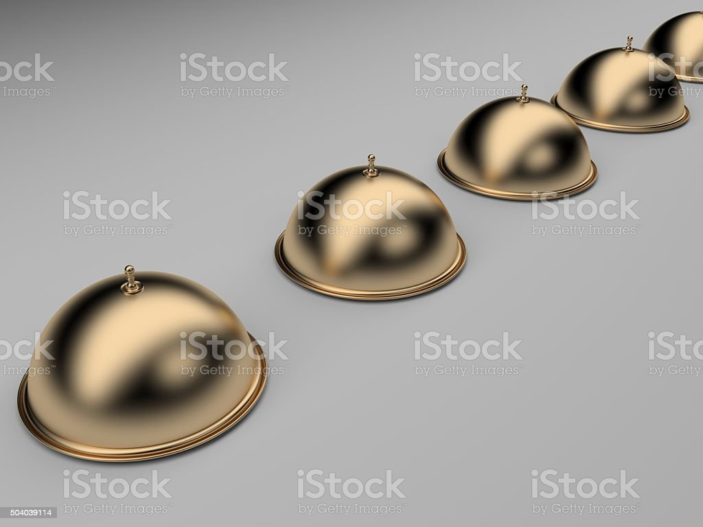 Tray with Lid stock photo