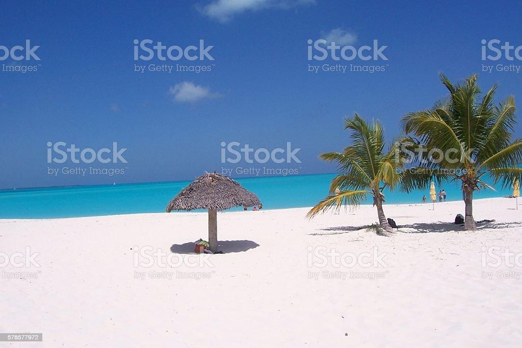 Treasure Cay stock photo