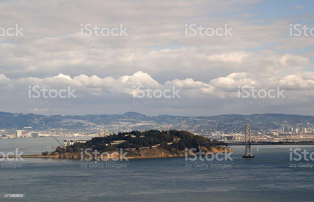 Treasure Island, California royalty-free stock photo