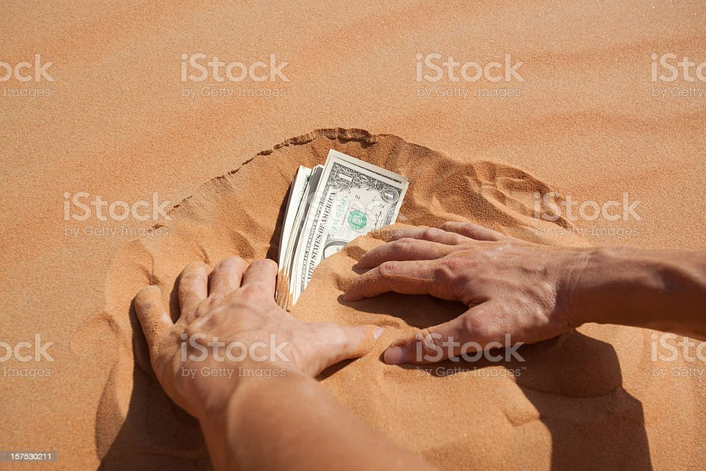 treasure royalty-free stock photo