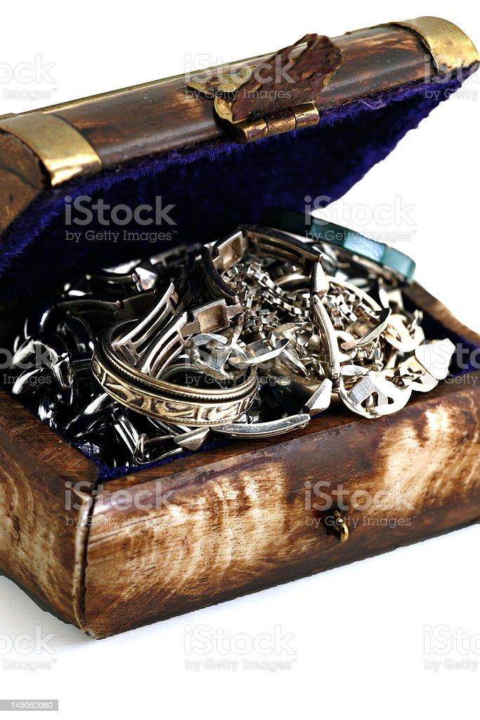 treasurechest2 royalty-free stock photo