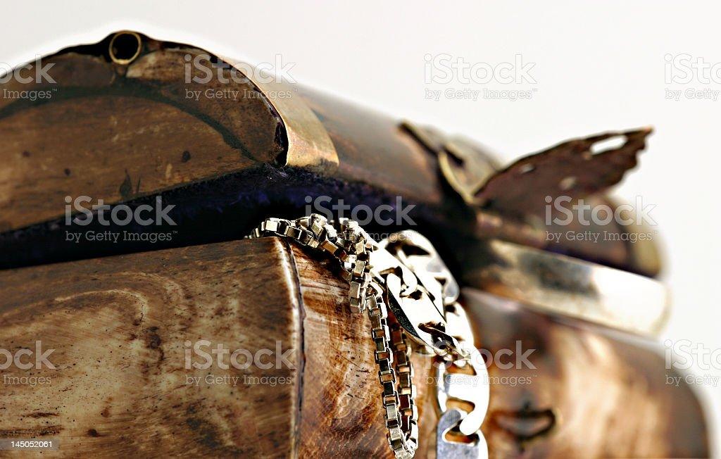 treasurechest3 royalty-free stock photo