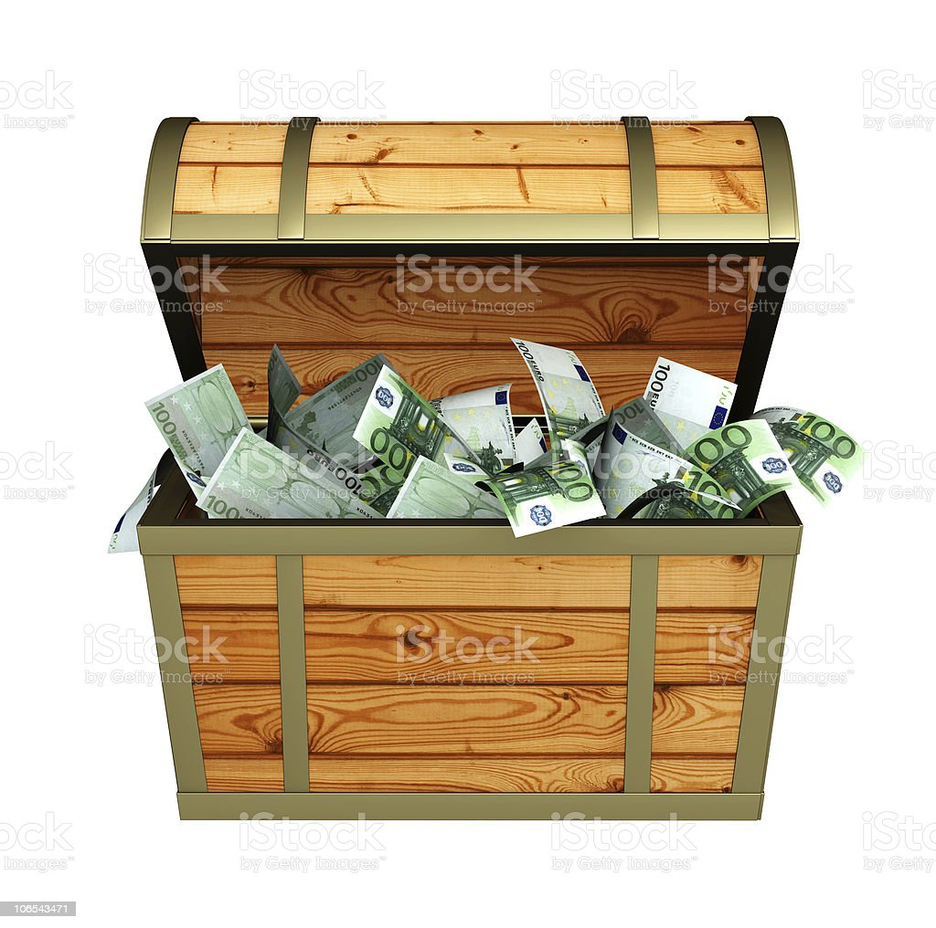 Treasures royalty-free stock photo