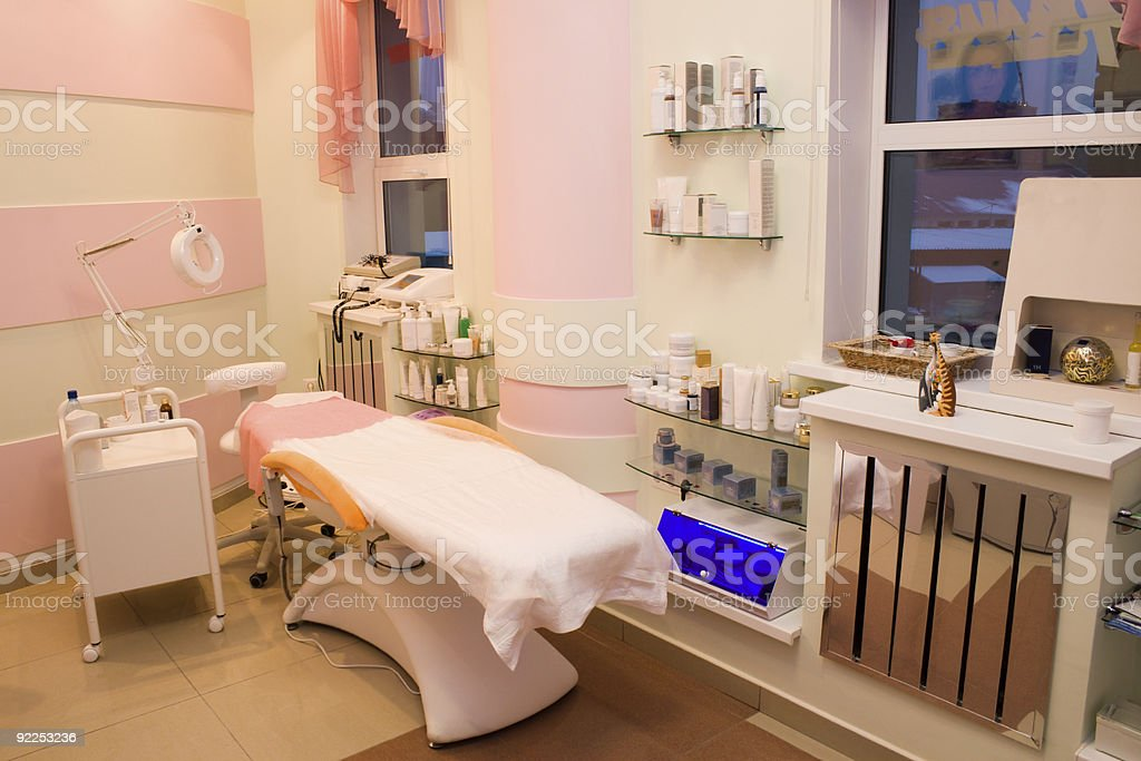 Treatment Room royalty-free stock photo