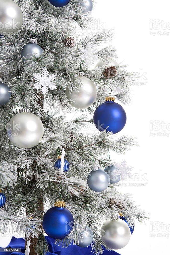 Tree at Christmas royalty-free stock photo