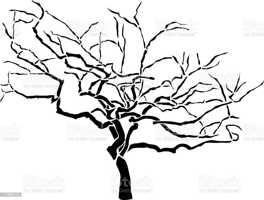 Tree of Life royalty-free stock photo