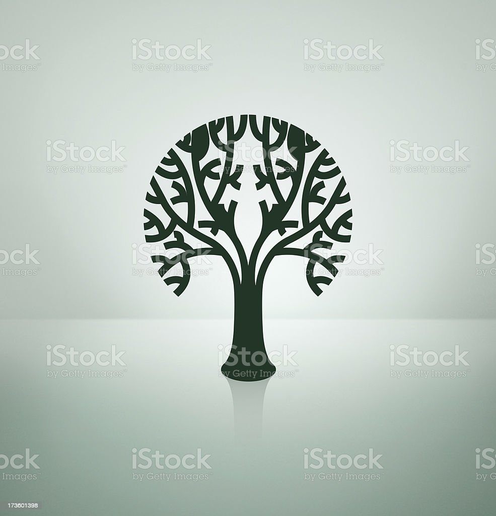 Tree of Life royalty-free stock photo