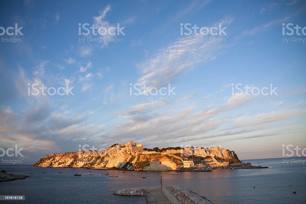 Tremiti Islands stock photo
