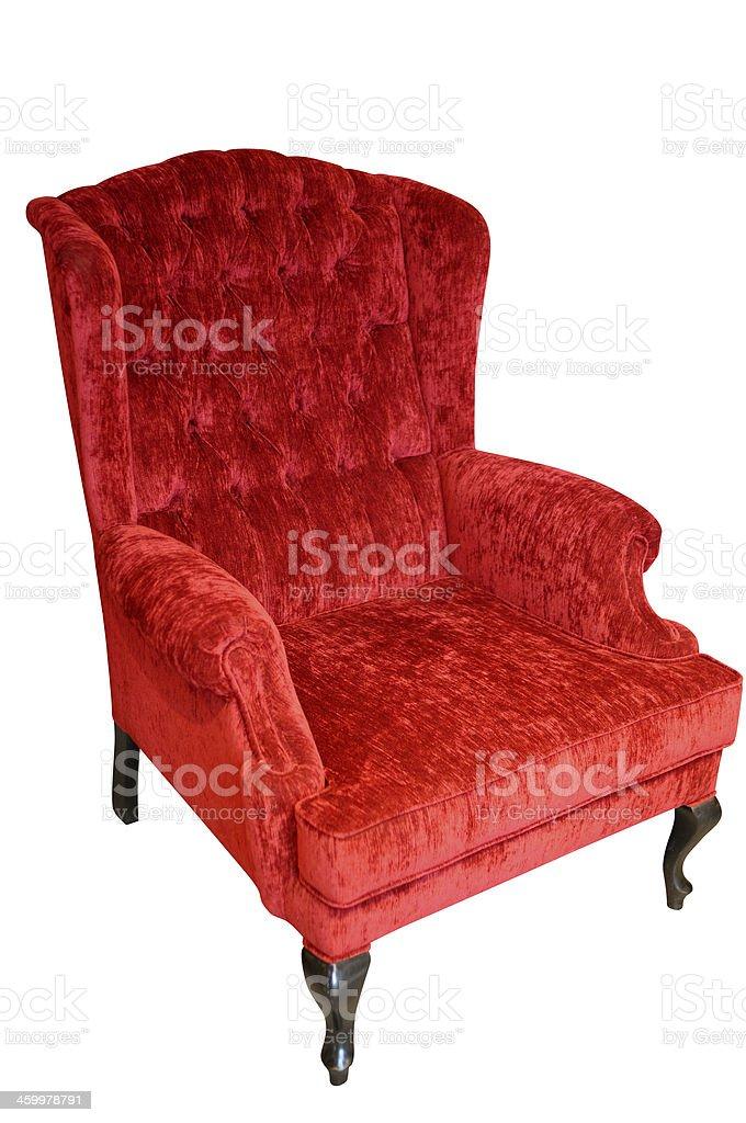Trendy chair stock photo