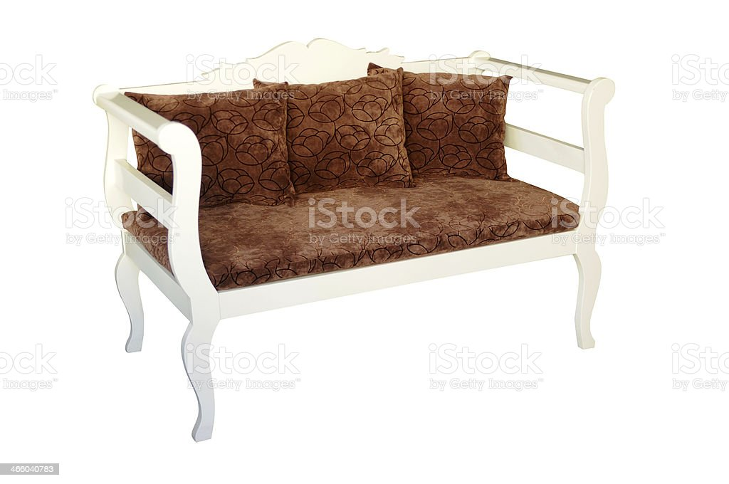 Trendy chair royalty-free stock photo