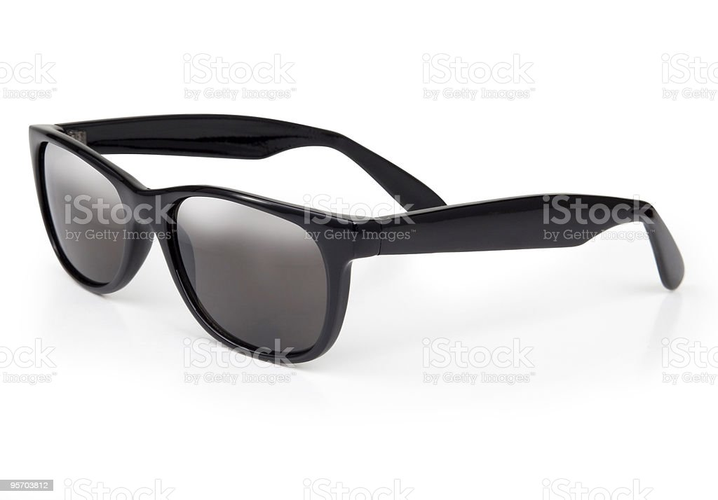 Trendy sunglasses stock photo