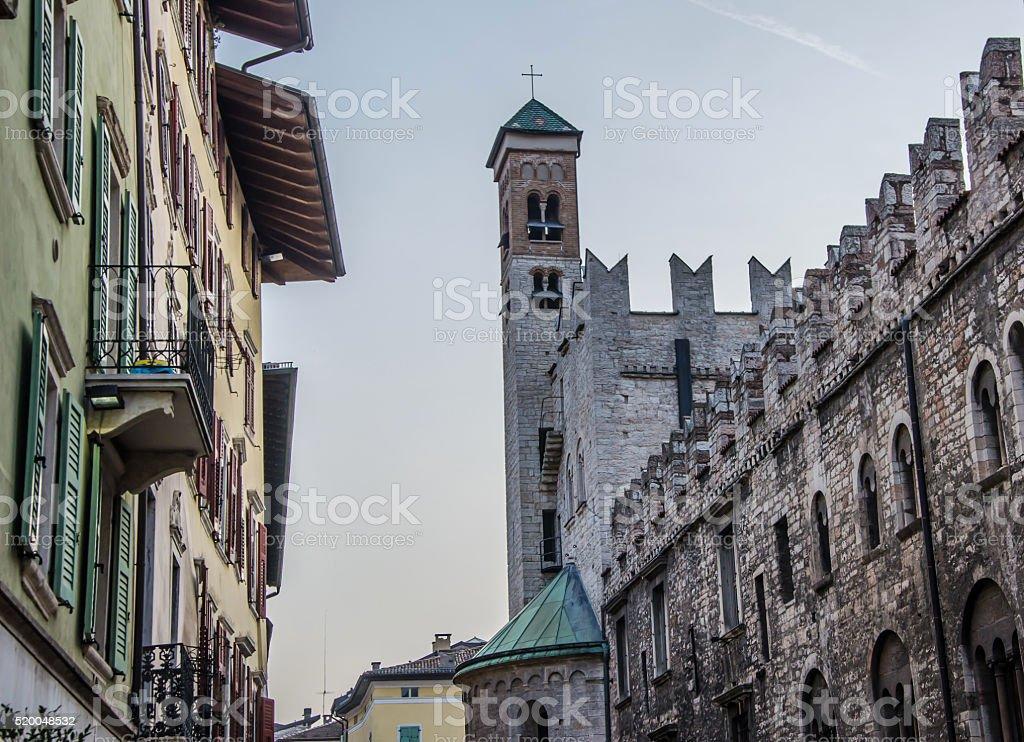 Trento, Trentino Alto-Adige (Italy). stock photo