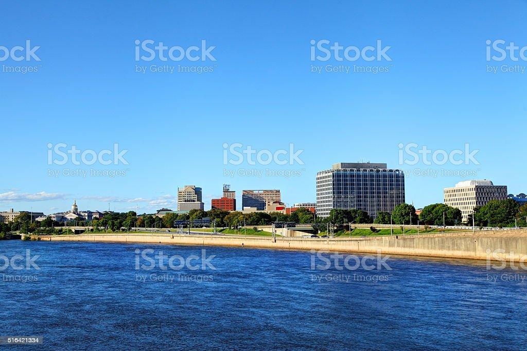 Trenton, New Jersey stock photo