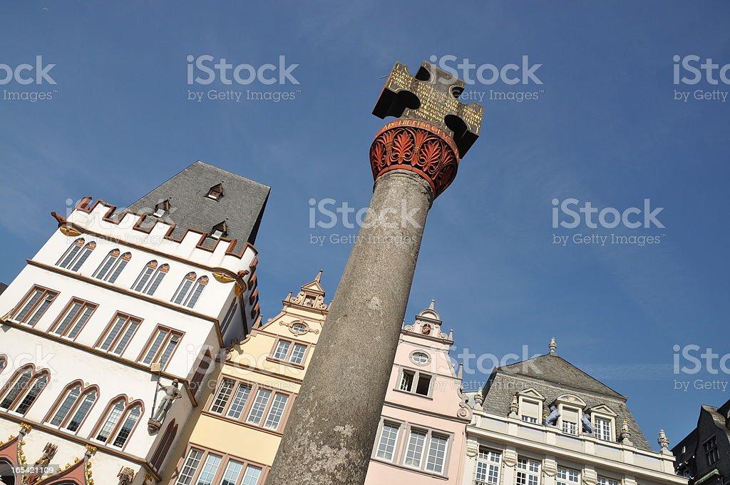 Treves, Germany royalty-free stock photo