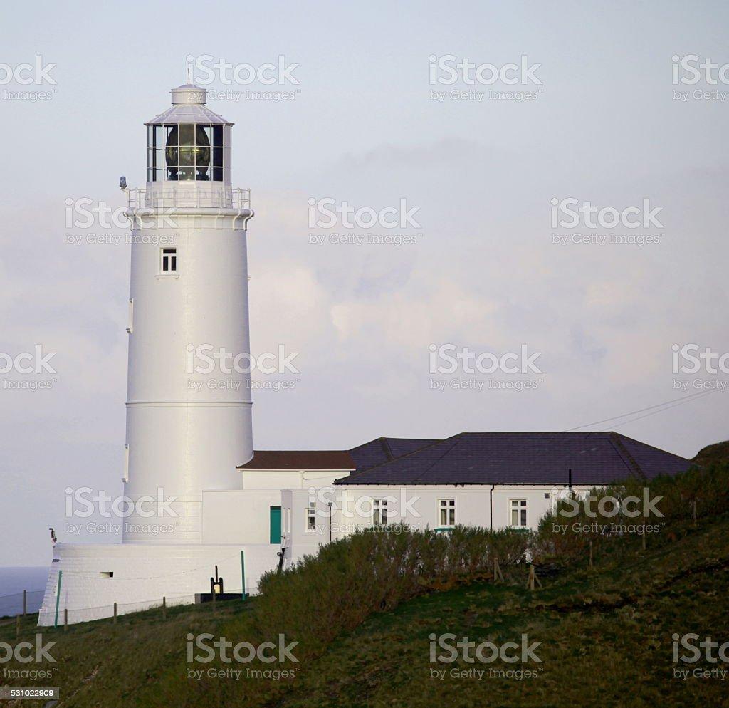 Trevose ヘッド灯台 ロイヤリティフリーストックフォト