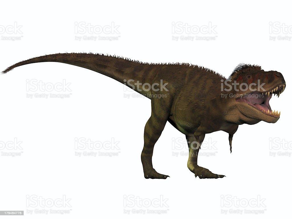 T-Rex Titan royalty-free stock photo