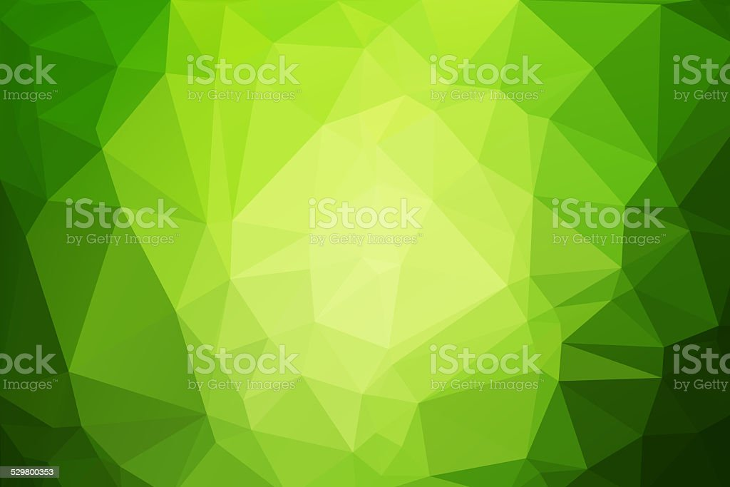 Triangle Abstract 2 stock photo