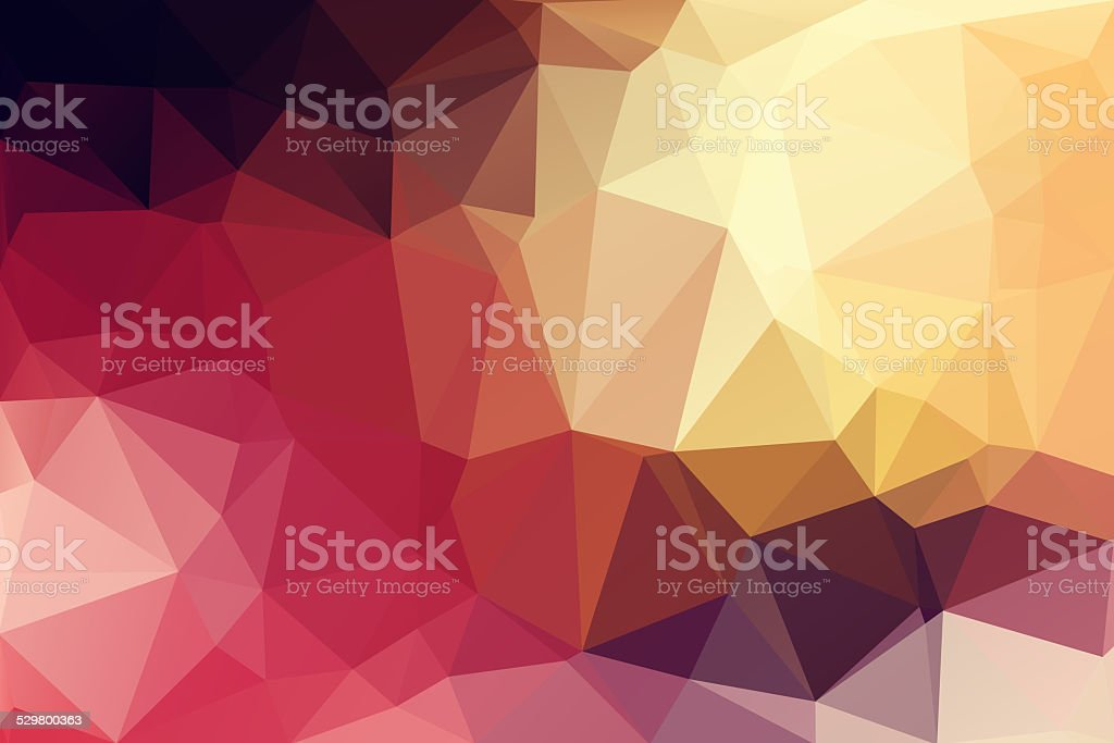 Triangle Abstract 3 stock photo