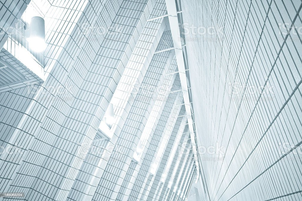 triangle architecture royalty-free stock photo