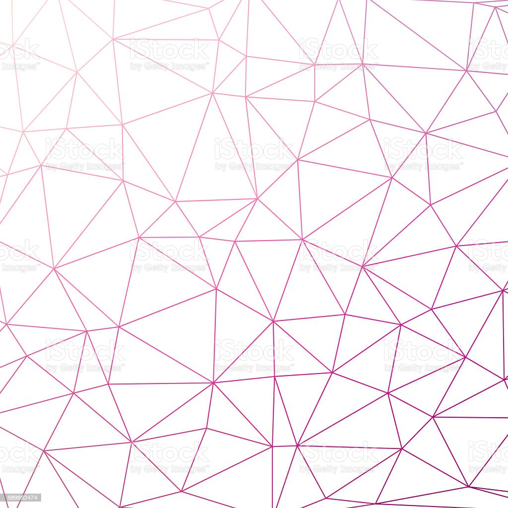 Triangle pattern background stock photo