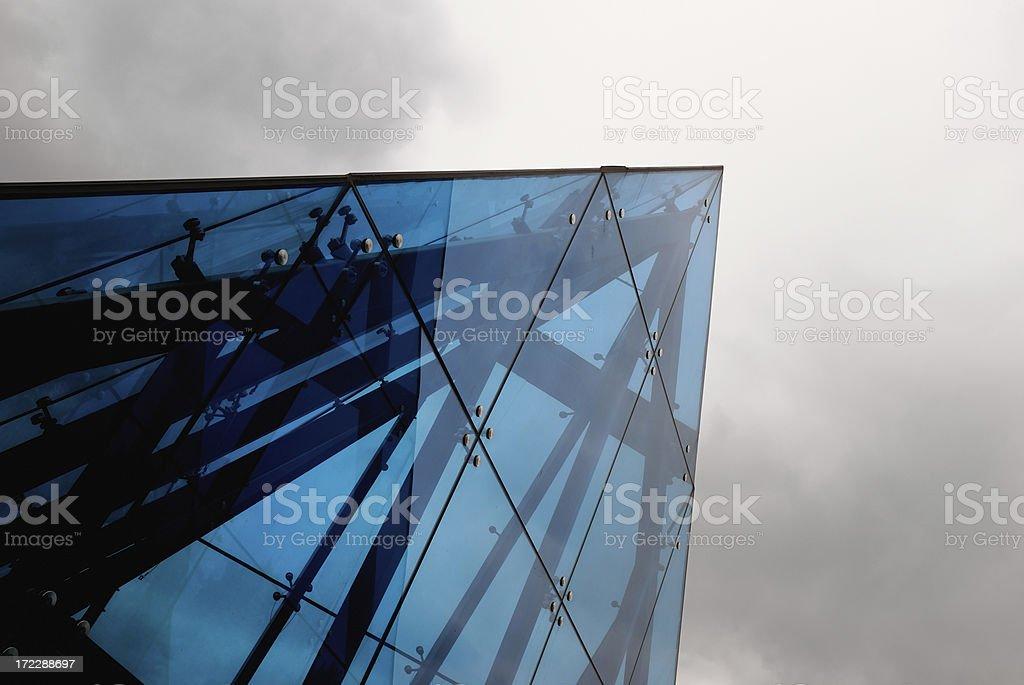 triangle royalty-free stock photo