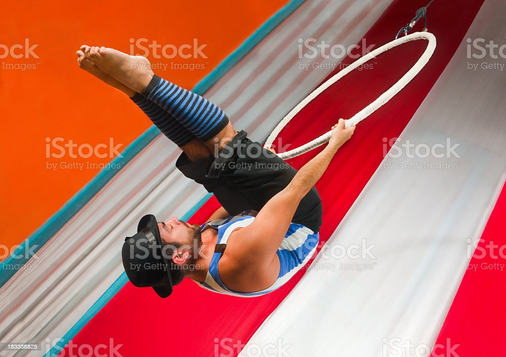 trick in th air royalty-free stock photo