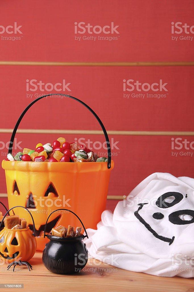 Trick Or Treat stock photo