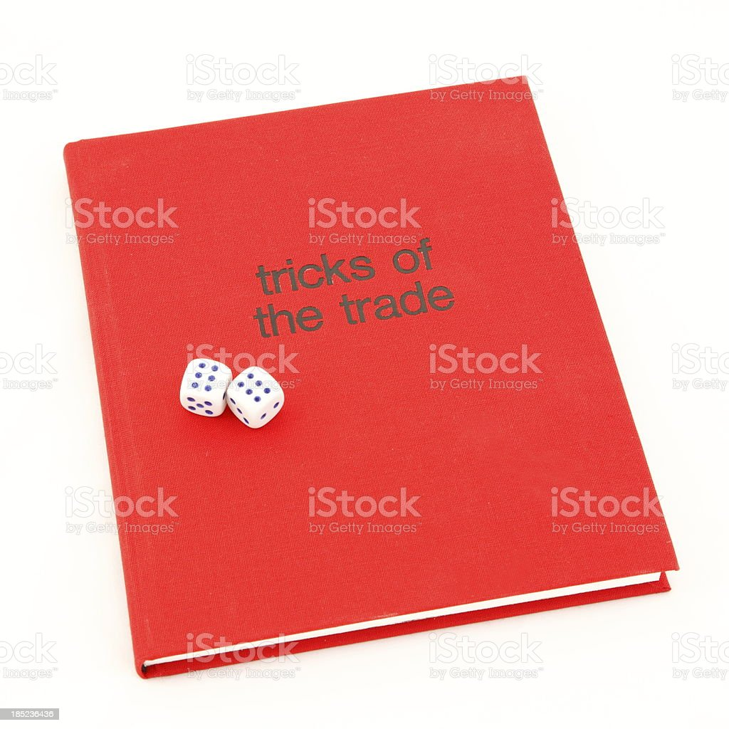 Tricks of the Trade royalty-free stock photo