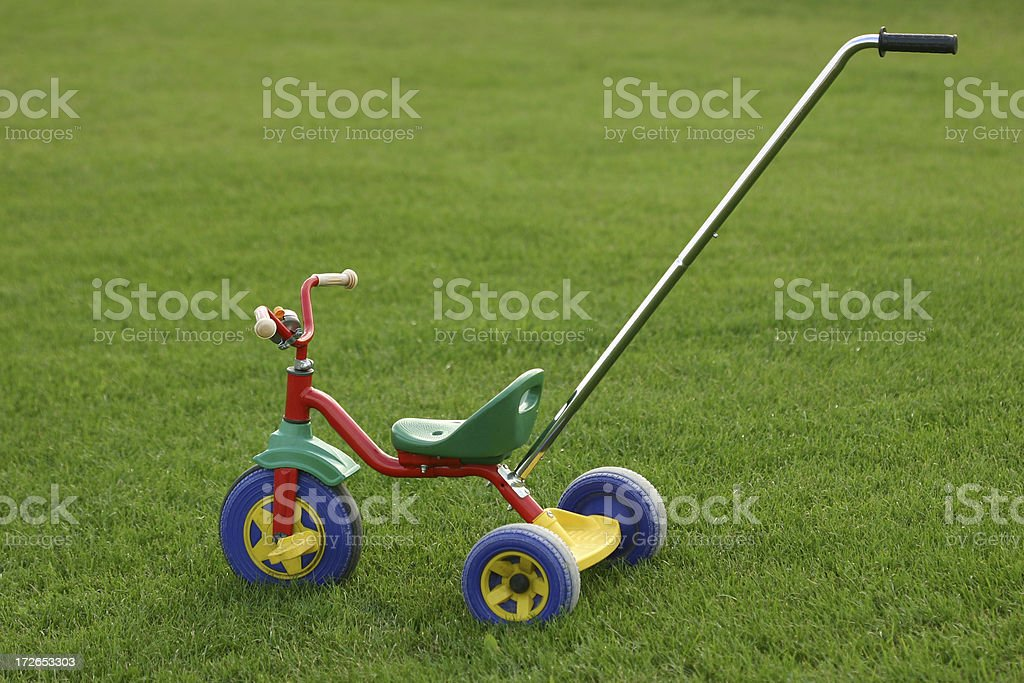 Tricycle 1 royalty-free stock photo