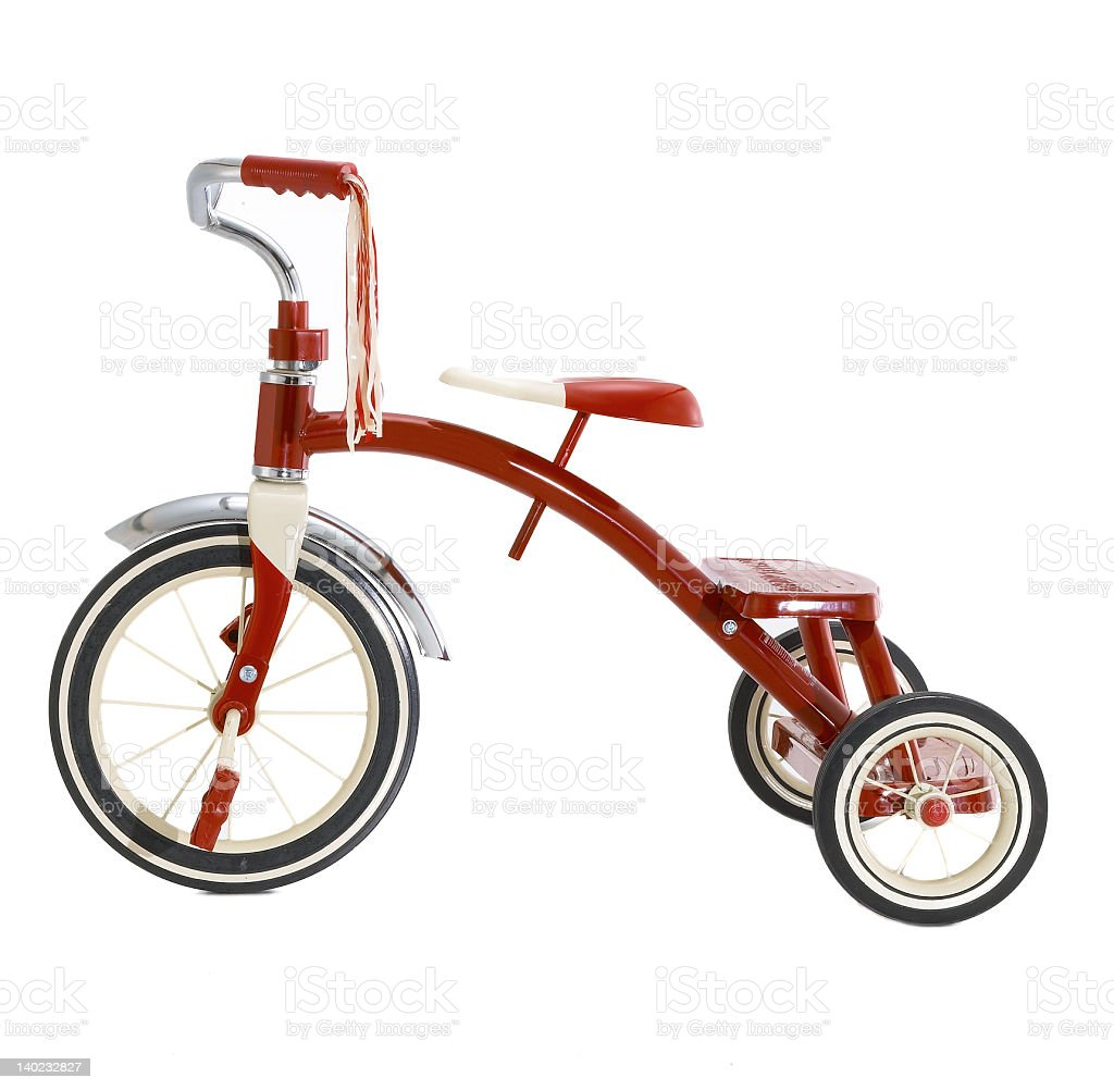 tricycle_15438-53 stock photo