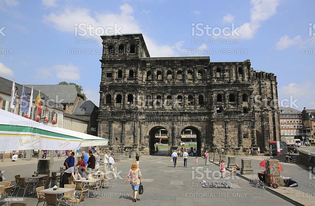 Trier stock photo