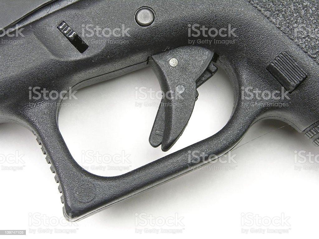 Trigger Guard stock photo
