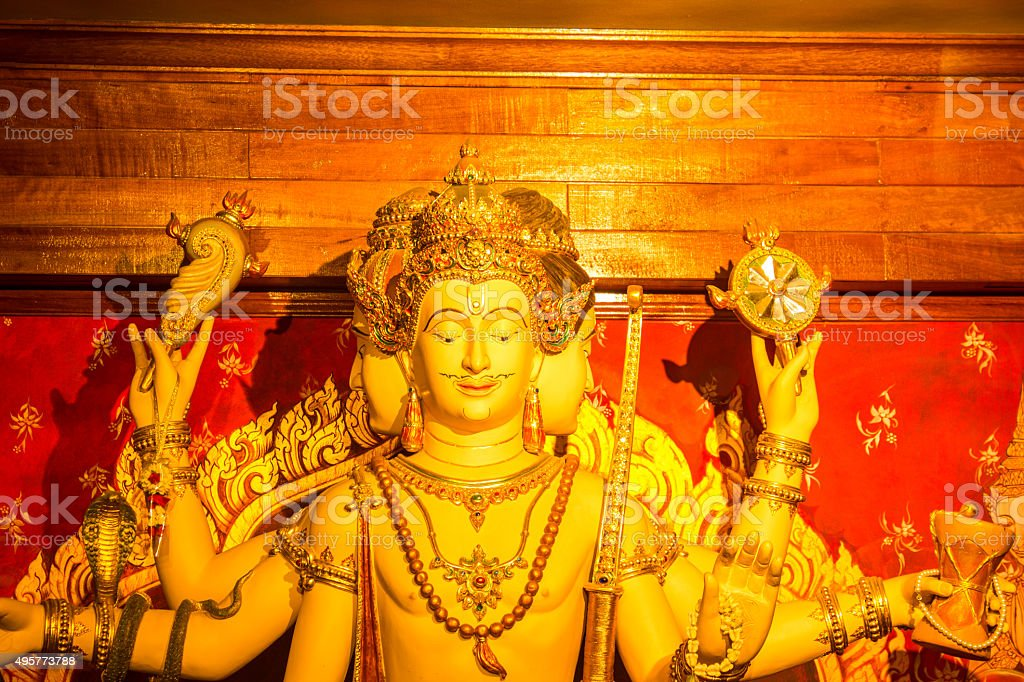 Trimurti beautiful stock photo