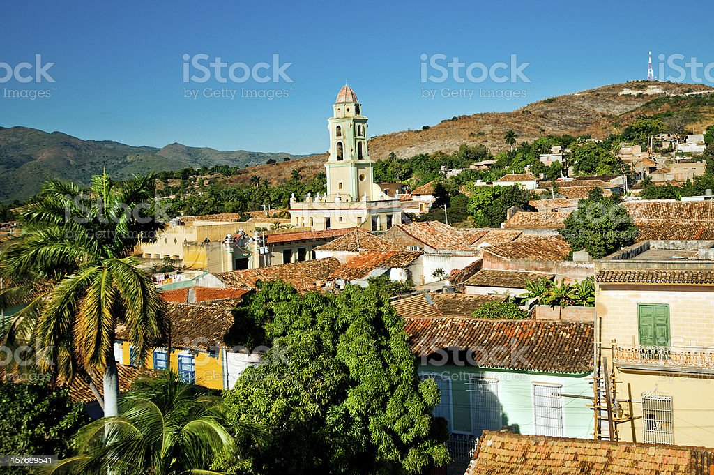 Trinidad, Cuba royalty-free stock photo