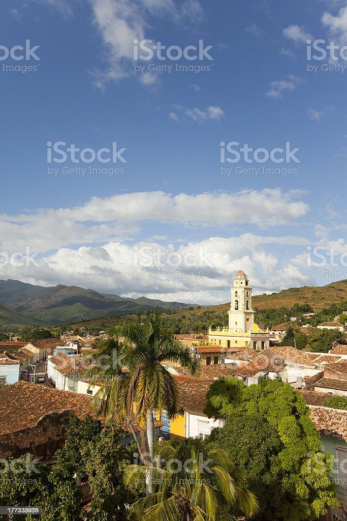 Trinidad, Cuba royalty-free stock photo
