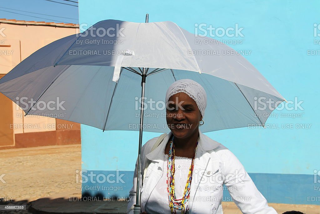 Trinidad Cuba stock photo