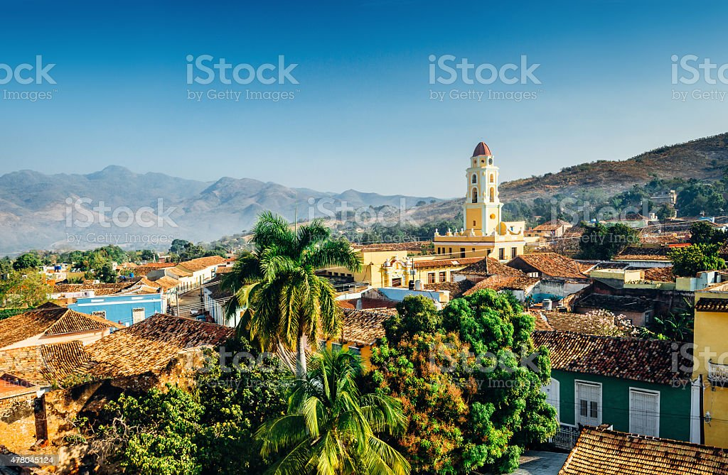 Trinidad, Cuba stock photo