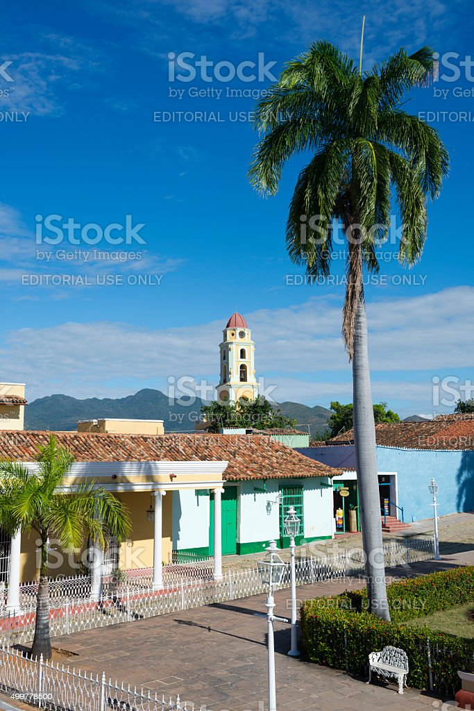 Trinidad, Cuba stock photo