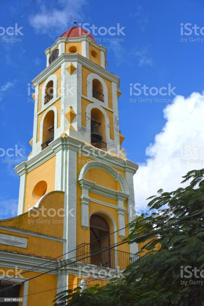 Trinidad Cuba stock photo