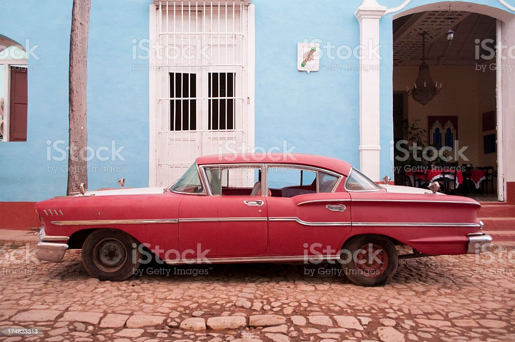 Trinidad stock photo